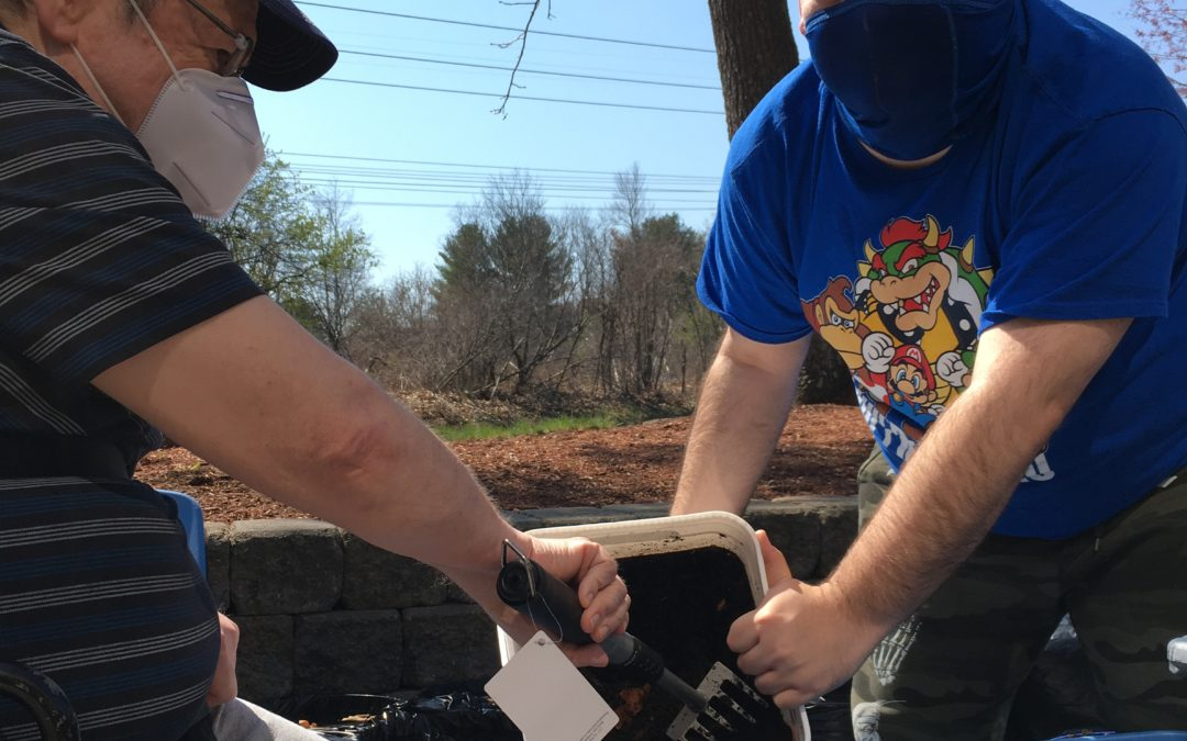 Earth Day at Incompass: A Labor of Love